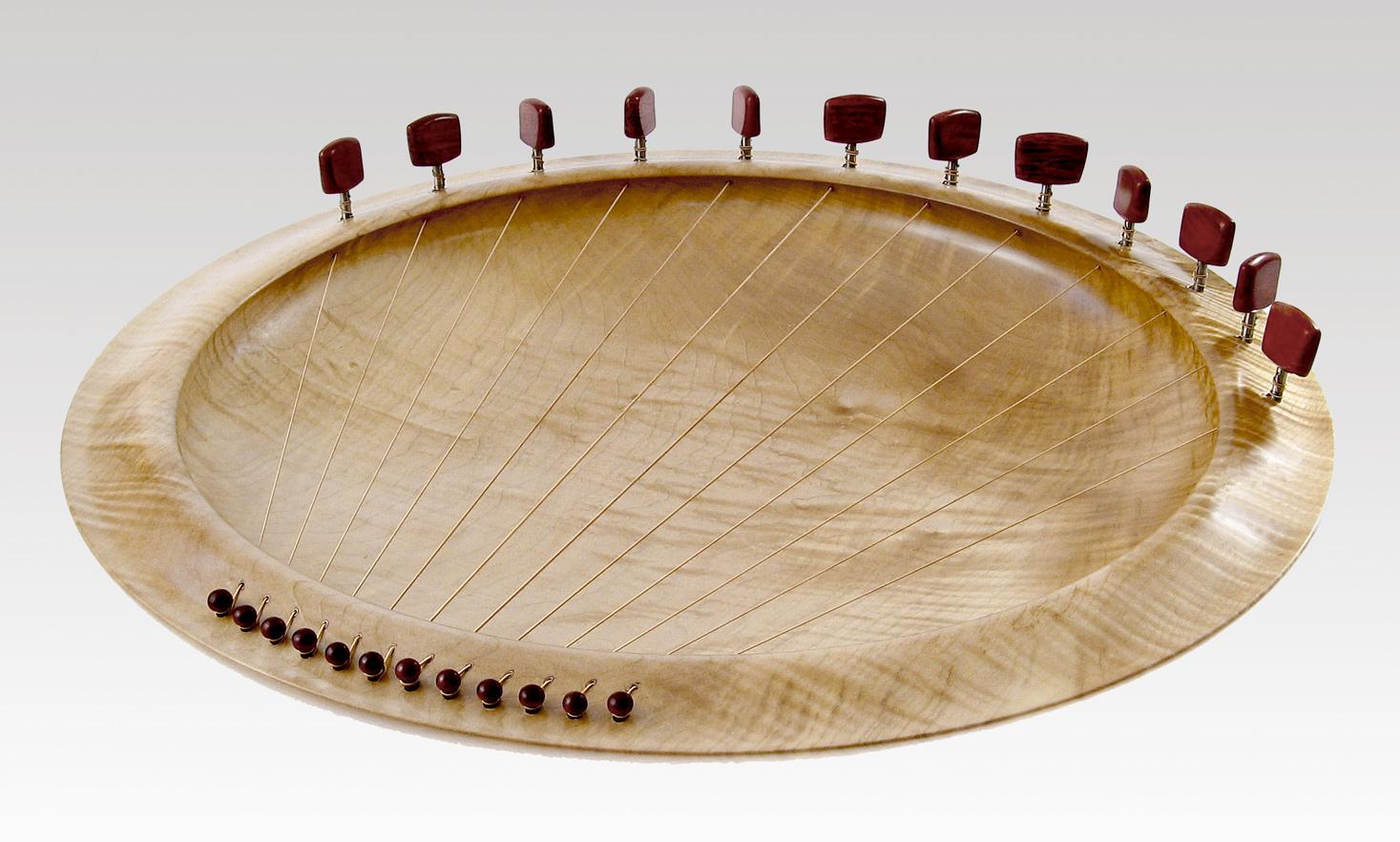 Lyre-bowl-header