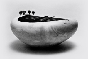The First Ever Sounding Bowl, Strings Inside