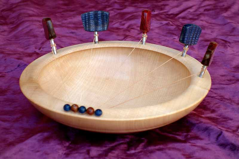 Hermetic Bowl In Sycamore