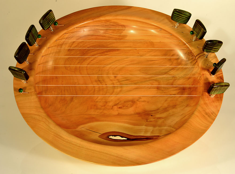 Melody Bowl In Cherry