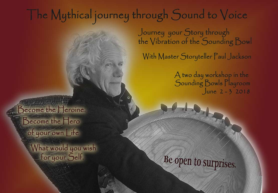 The Mythical Journey Through Sound To Voice