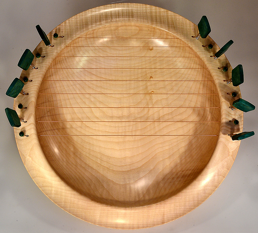 Melody Bowl In Sycamore