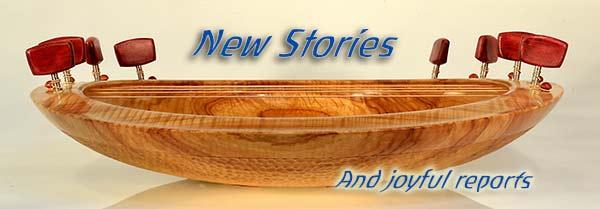 Stories For France