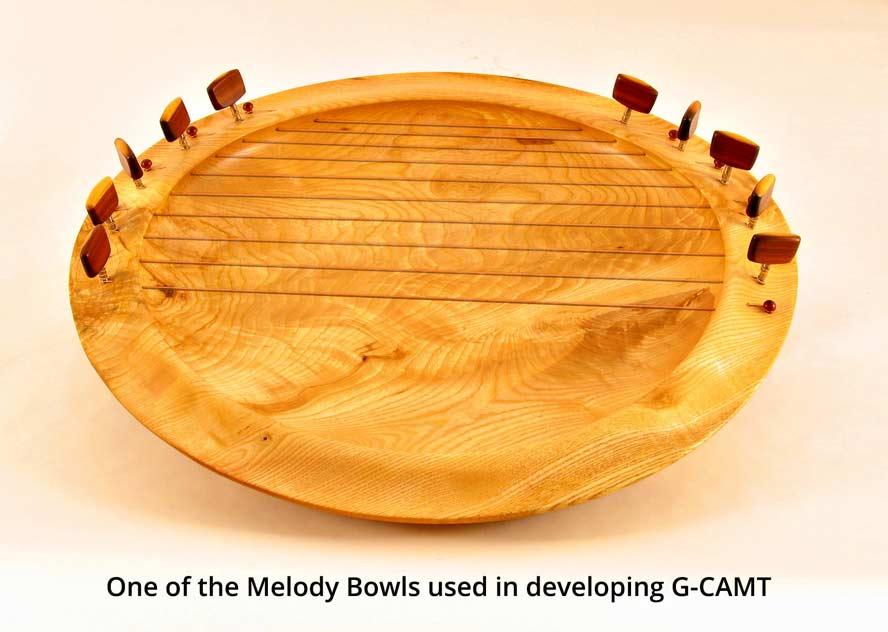 Feedback – Sounding Bowls by Tobias Kaye