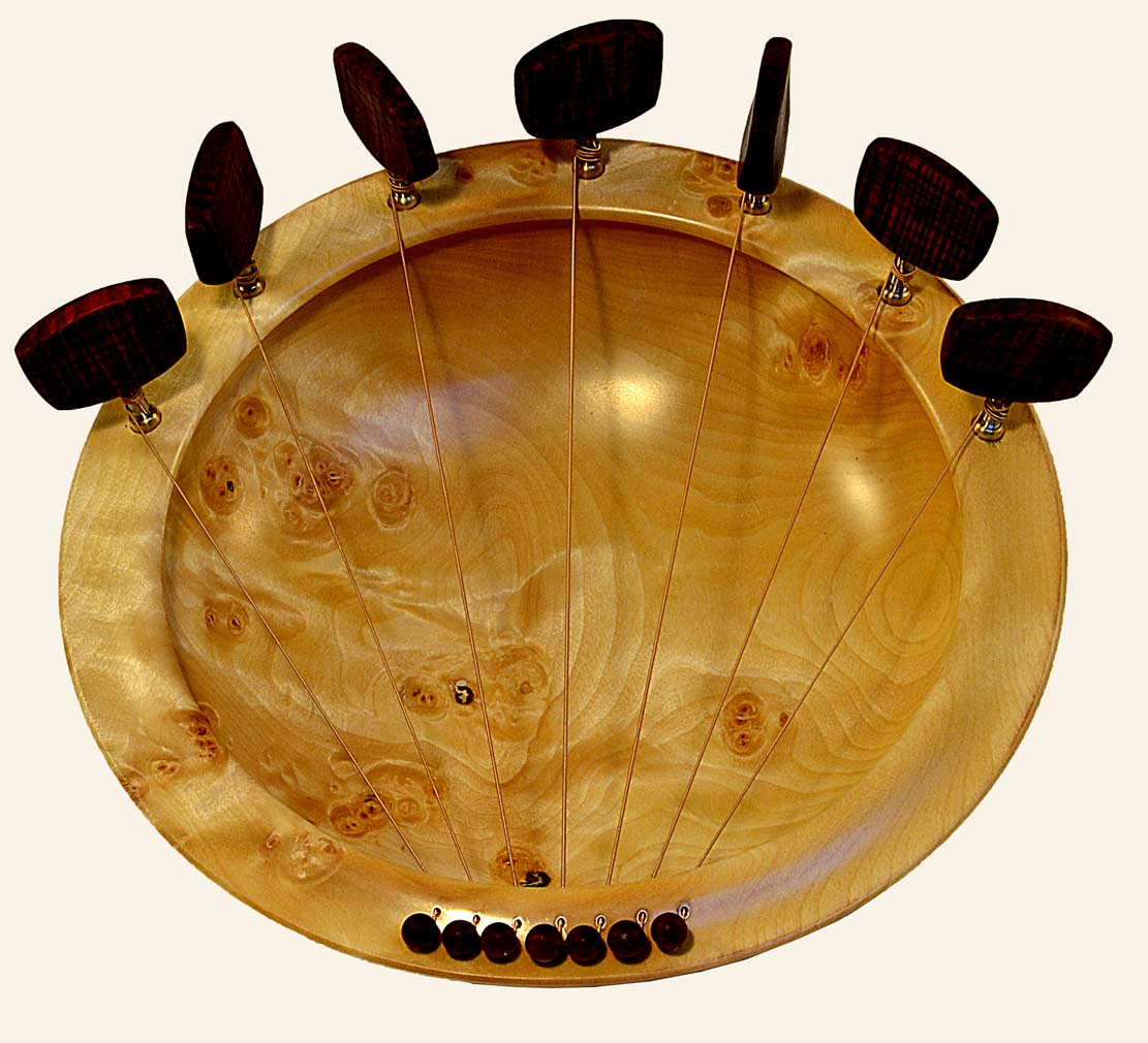 Hermetic Bowl In Birch